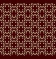 seamless geometric line pattern contemporary vector image vector image