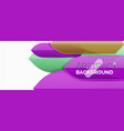 Abstract color lines dynamic background modern
