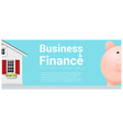 business and finance concept background