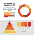 infographic technology design vector image vector image