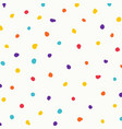 abstract of colorful free pattern style background vector image vector image