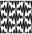 seamless pattern Modern geometric texture vector image