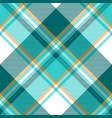 blue check fabric textile seamless pattern