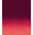 graffiti spray painted burgundy red pink gradient vector image vector image
