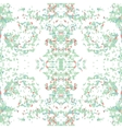 Seamless nature pattern Stone snake skin band vector image