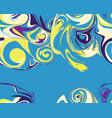 mardi gras seamless line marble pattern vector image vector image