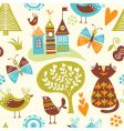 Fairytale pattern vector | Price: 3 Credits (USD $3)