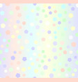 glowing pentagon pattern seamless gradient vector image