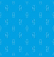 cashier pattern seamless blue vector image vector image
