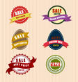 Happy easter sale vector image vector image
