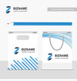 business shopping bags design with unique design vector image