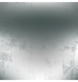 Grey Distressed Texture vector image vector image