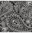 Paisley vector image vector image