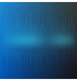 Abstract blue musical background vector image