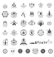 logos for beer house bar or pub vector image