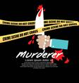 Crime Scene EPS10