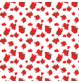 la tomatina pattern vector image