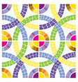 abstract seamless pattern endless texture vector image
