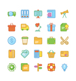 Business Icons 8 vector image