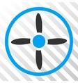 Drone Screw Eps Icon vector image vector image