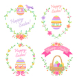Easter frames cute