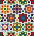Pattern ramadan seamless arabic Islamic asia vector image vector image