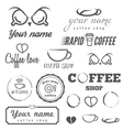 collection vintage logo and logotype elements vector image vector image