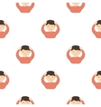 Headache icon cartoon Single sick icon from the vector image vector image