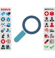 Find Icon vector image vector image