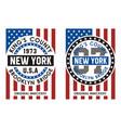 kings county new york vector image