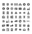 icon set for website and app vector image vector image