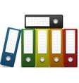 office binder vector image