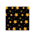 star icon design template vector image