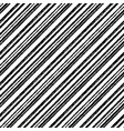 striped pattern white rough grunge seamless black vector image vector image