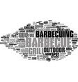 Bbq smokers a big part of american cookery text
