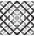 geometric seamless diamonds pattern vector image vector image