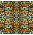Kaleidoscope background vector image vector image