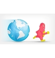 Global Warming vector image vector image