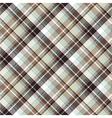 Brown blue seamless diagonal fabric texture vector image