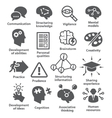 Business management icons Pack 08 vector image vector image