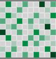 green tile texture vector image