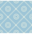 seamless pattern with lace ribbon vector image vector image