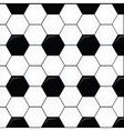 soccer ball tile vector image