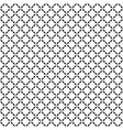seamless pattern diagonal lattice texture vector image vector image