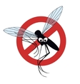 Mosquito marked No 2 vector image