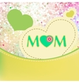 Happy Mothers Day EPS 10 vector image vector image