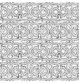 medieval seamless ornament vector image