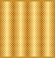 shiny gradient gold seamless striped valentine vector image