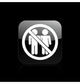 access forbidden vector image vector image