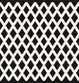 rhombuses geometric diamonds seamless pattern vector image vector image